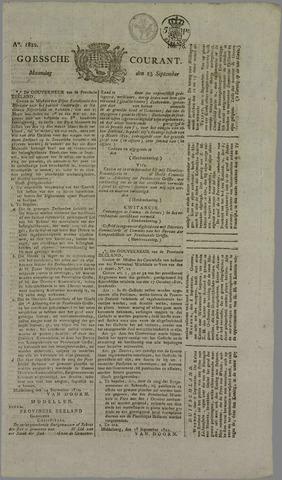 Goessche Courant 1822-09-23