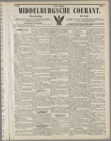 Middelburgsche Courant 1903-07-16