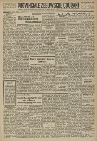 Provinciale Zeeuwse Courant 1946-03-12