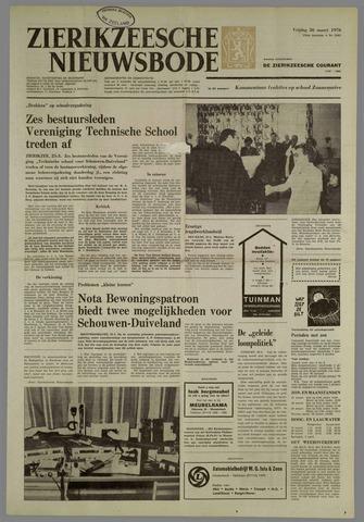 Zierikzeesche Nieuwsbode 1976-03-26