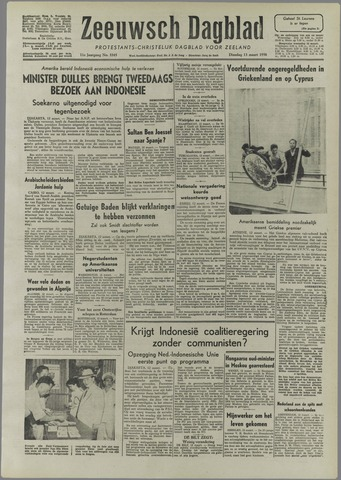 Zeeuwsch Dagblad 1956-03-13