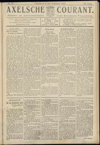 Axelsche Courant 1936-11-06