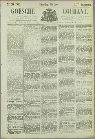 Goessche Courant 1915-05-18