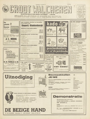 Groot Walcheren 1968-10-31