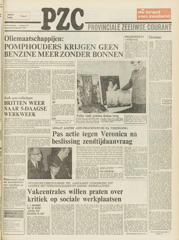 Provinciale Zeeuwse Courant 1974-01-23