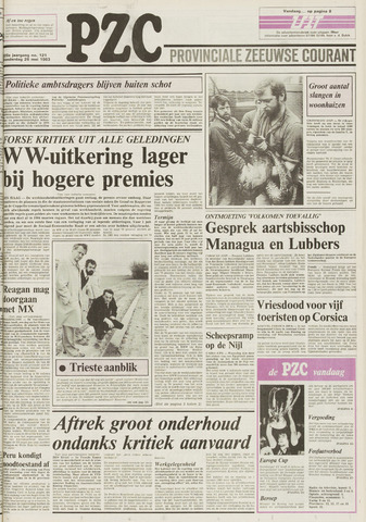 Provinciale Zeeuwse Courant 1983-05-26
