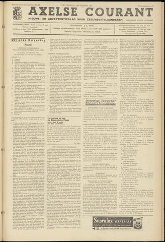 Axelsche Courant 1961-09-23