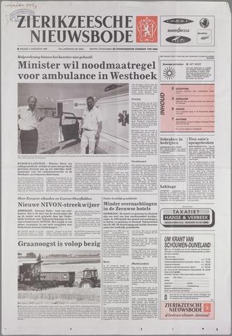 Zierikzeesche Nieuwsbode 1995-08-04
