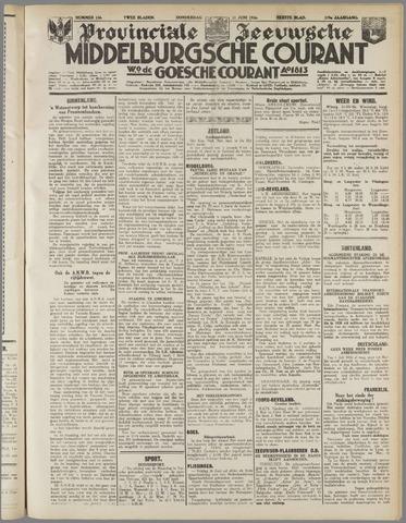 Middelburgsche Courant 1936-06-11