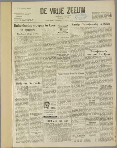 de Vrije Zeeuw 1961-01-02