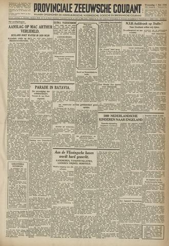 Provinciale Zeeuwse Courant 1946-05-01