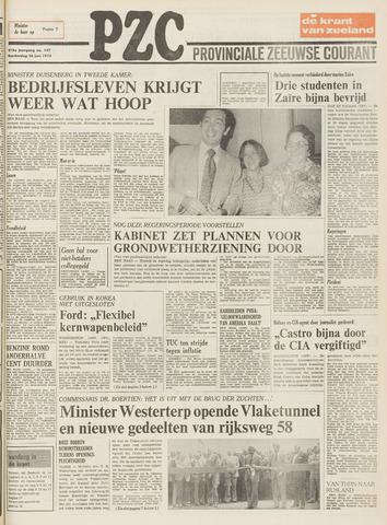 Provinciale Zeeuwse Courant 1975-06-26