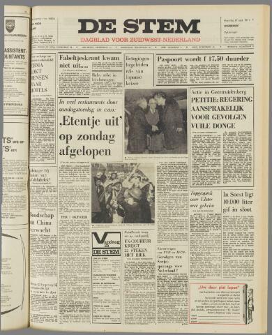 de Stem 1971-09-28