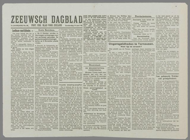Zeeuwsch Dagblad 1945-06-14