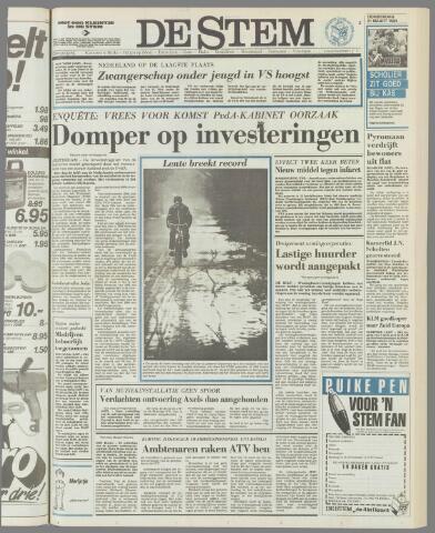 de Stem 1985-03-21