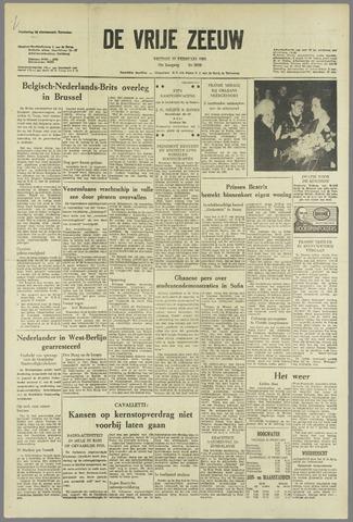 de Vrije Zeeuw 1963-02-15