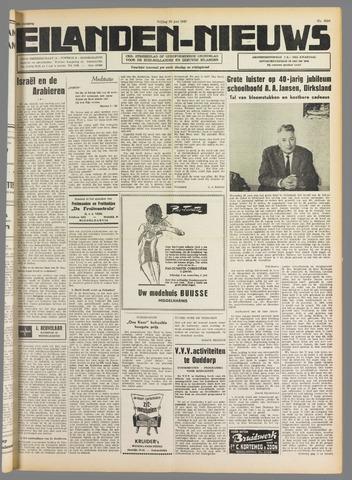Eilanden-nieuws. Christelijk streekblad op gereformeerde grondslag 1967-06-30