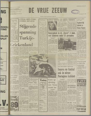 de Vrije Zeeuw 1974-07-18
