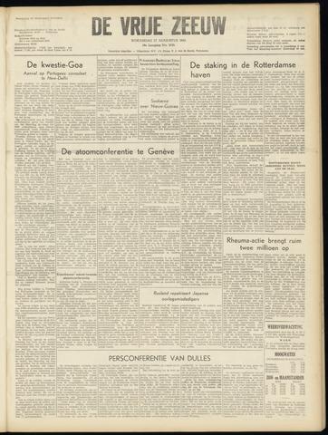 de Vrije Zeeuw 1955-08-17