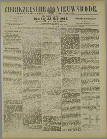 Zierikzeesche Nieuwsbode 1906-05-22