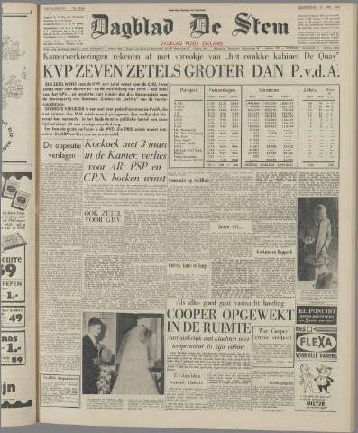 de Stem 1963-05-16