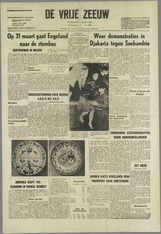 de Vrije Zeeuw 1966-03-03