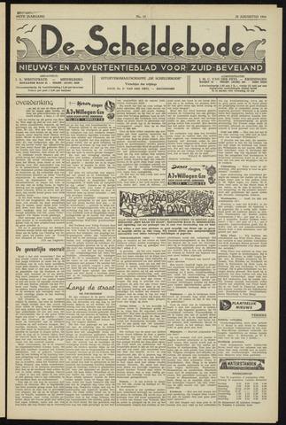 Scheldebode 1964-08-28