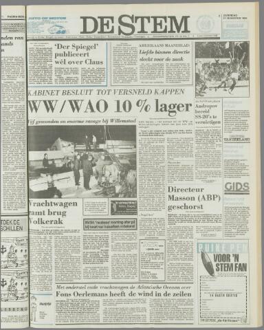 de Stem 1983-08-27