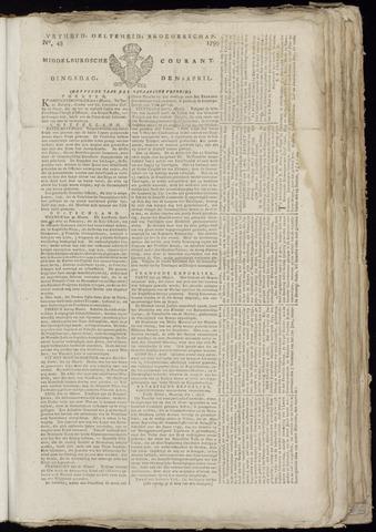 Middelburgsche Courant 1799-04-09