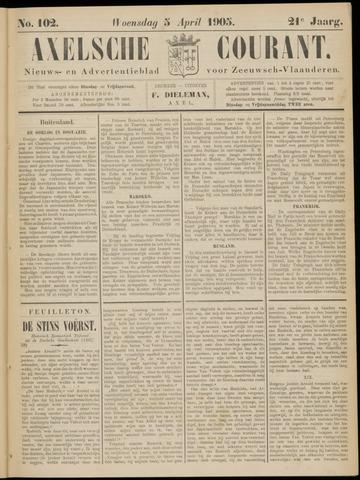 Axelsche Courant 1905-04-05