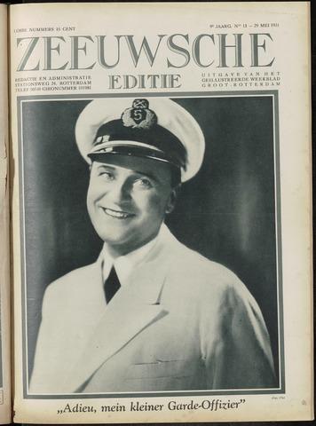 Ons Zeeland / Zeeuwsche editie 1931-05-29