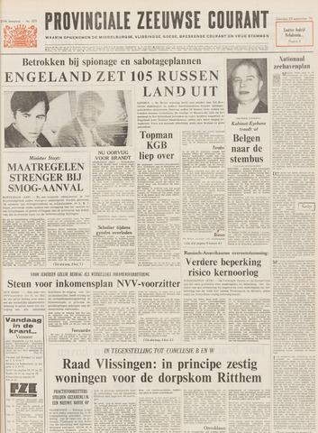 Provinciale Zeeuwse Courant 1971-09-25