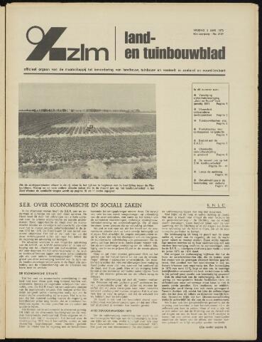 Zeeuwsch landbouwblad ... ZLM land- en tuinbouwblad 1972-06-02
