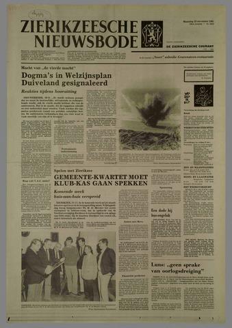 Zierikzeesche Nieuwsbode 1981-11-23