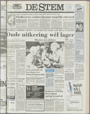 de Stem 1986-04-12