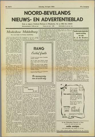 Noord-Bevelands Nieuws- en advertentieblad 1954-04-10