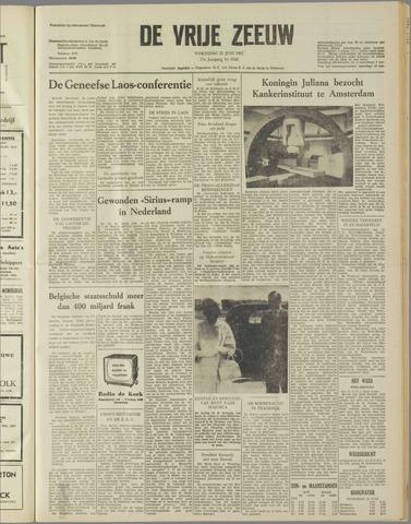 de Vrije Zeeuw 1961-06-21