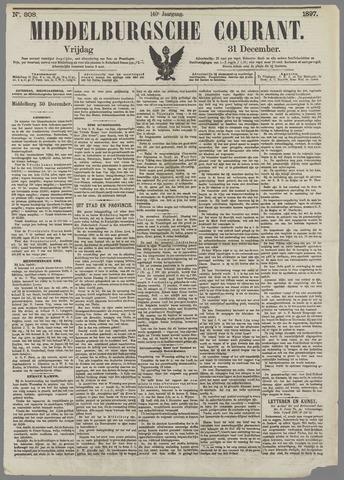 Middelburgsche Courant 1897-12-31