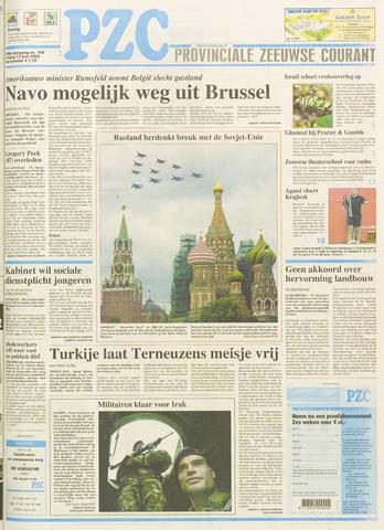 Provinciale Zeeuwse Courant 2003-06-13