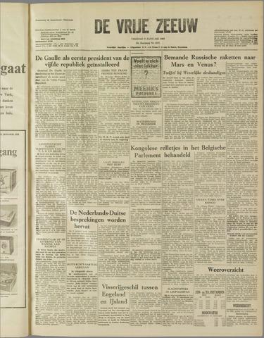 de Vrije Zeeuw 1959-01-09