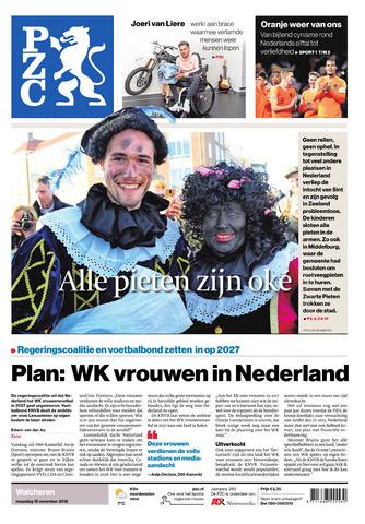 Provinciale Zeeuwse Courant 2018-11-19