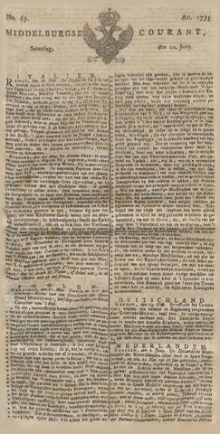 Middelburgsche Courant 1775-06-10
