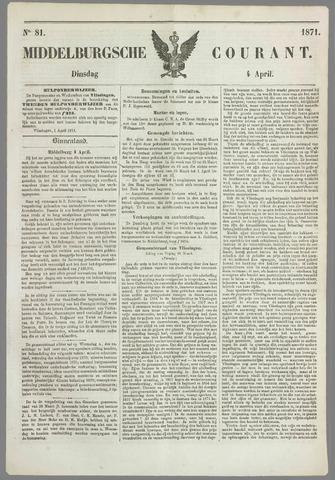 Middelburgsche Courant 1871-04-04