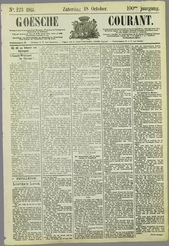 Goessche Courant 1913-10-18