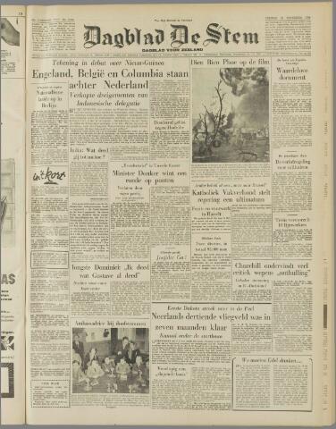 de Stem 1954-11-26