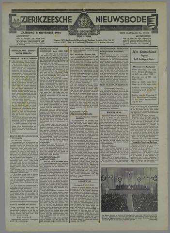 Zierikzeesche Nieuwsbode 1941-10-15