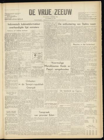 de Vrije Zeeuw 1956-03-19