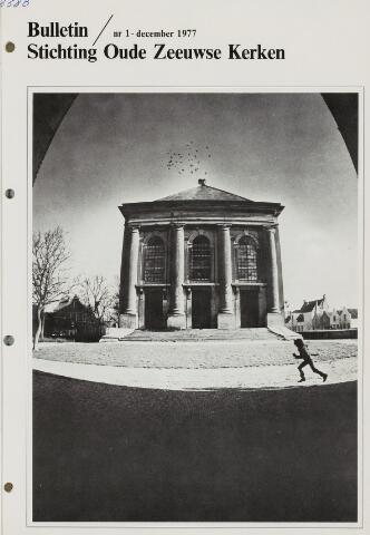 Bulletin Stichting Oude Zeeuwse kerken 1977