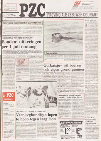 Provinciale Zeeuwse Courant 1989-03-16