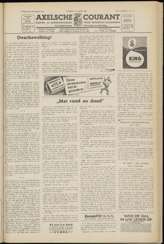 Axelsche Courant 1952-06-14